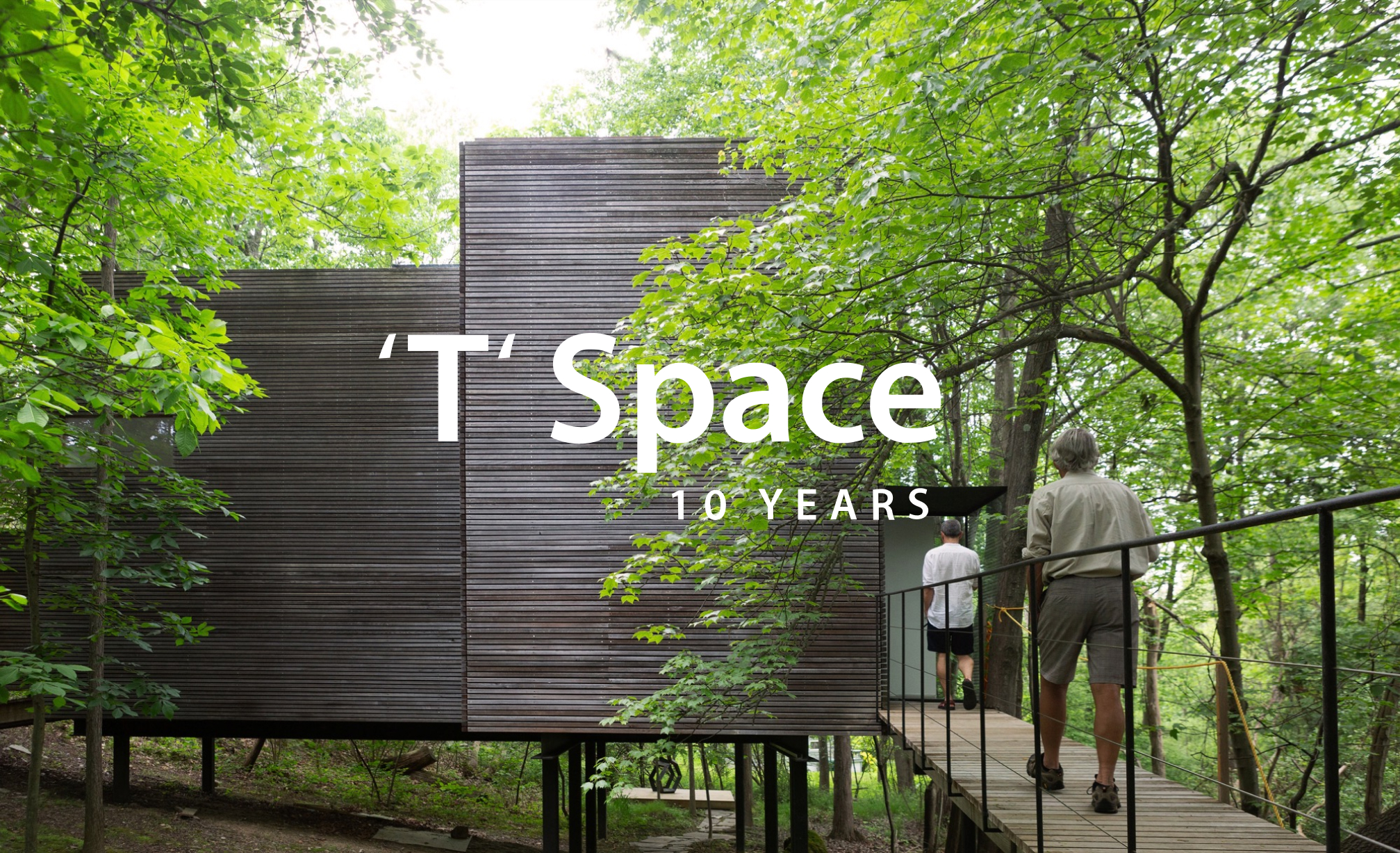 Explore 10 Years at 'T' Space